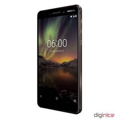 گوشی نوکیا مدل Nokia 6.1 32GB دو سیم کارت