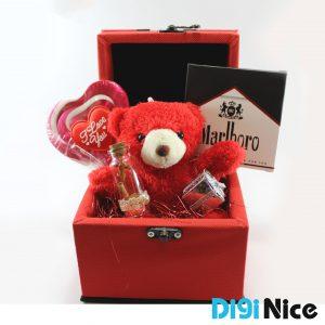 باکس هدیه ولنتاین مدل DN13