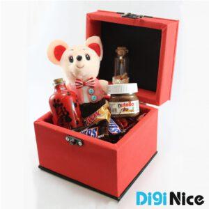 باکس هدیه ولنتاین مدل DN33