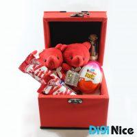 باکس هدیه ولنتاین مدل DN5