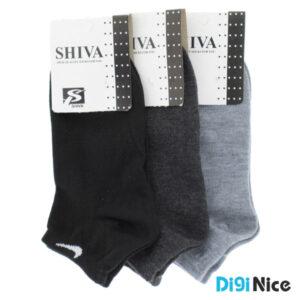 جوراب ساق کوتاه نایک (Nike) بسته 3 عددی