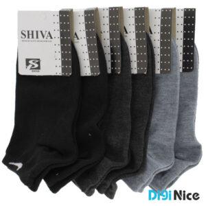 جوراب ساق کوتاه نایک (Nike) بسته 6 عددی