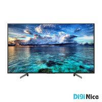 تلویزیون ال ای دی هوشمند 65 اینچ سونی مدل 65X7000G
