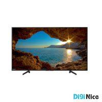 تلویزیون ال ای دی هوشمند 65 اینچ سونی مدل 65X8077G
