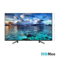 تلویزیون ال ای دی 65 اینچ هوشمند سونی مدل 65X8500G