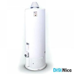 آبگرمکن گازی استوانه ای 4میل 200 لیتری گرمان گاز GHM مدل 955