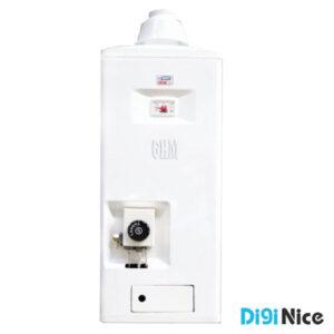 آبگرمکن گازی 50 لیتری گرمان گاز GHM مدل 960