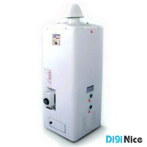آبگرمکن گازی 150 لیتری گرمان گاز GHM مدل 965A