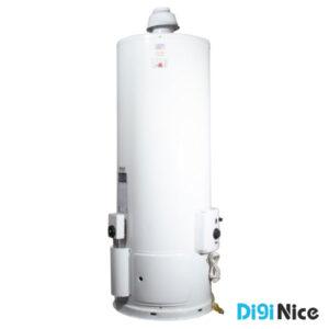 آبگرمکن برقی گازی 150 لیتری گرمان گاز GHM مدل 965B