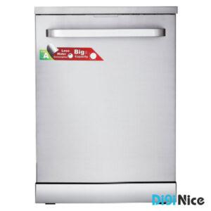 ماشین ظرفشویی 15 نفره کرال مدل DS-15069 اینوکس