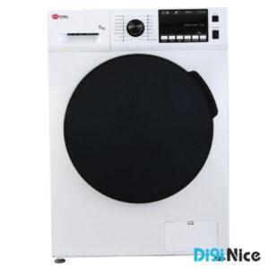 ماشین لباسشویی کرال مدل TFW 27412 ظرفیت 7 کیلوگرم