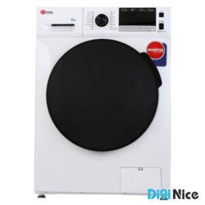 ماشین لباسشویی کرال مدل TFW 49404 ظرفیت 9 کیلوگرم
