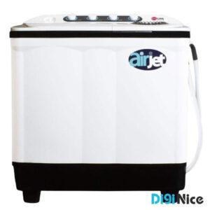 ماشین لباسشویی کرال مدل TTW 15504FJ ظرفیت 15.5 کیلوگرم