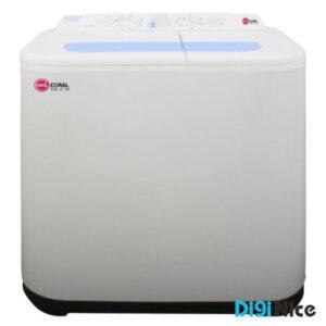ماشین لباسشویی کرال مدل TTW 85514 ظرفیت 8.5 کیلوگرم