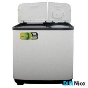 ماشین لباسشویی کرال مدل TTW 96501NJ ظرفیت 9.6 کیلوگرم