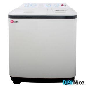 ماشین لباسشویی کرال مدل TTW 96504NJ ظرفیت 9.6 کیلوگرم