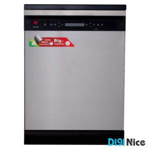 ماشین ظرفشویی 15 نفره کرال مدل DS-1548