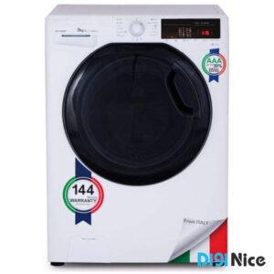 ماشین لباسشویی زیرووات مدل OZ-1393 ظرفیت 9 کیلوگرم