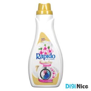 مایع لباسشویی راپیدو ویژه البسه سفید 1000 گرمی