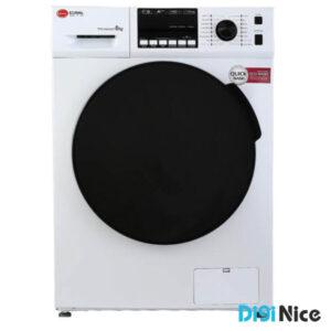 ماشین لباسشویی کرال مدل TFW 28403 ظرفیت 8 کیلوگرم