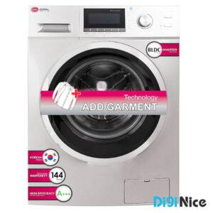 ماشین لباسشویی کرال مدل MFW 69401 ظرفیت 9 کیلوگرم