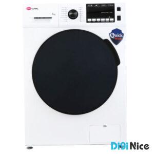 ماشین لباسشویی کرال مدل TFW 27402 ظرفیت 7 کیلوگرم