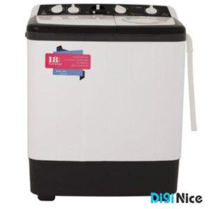 ماشین لباسشویی کرال مدل WTB 7142 ظرفیت 7 کیلوگرم