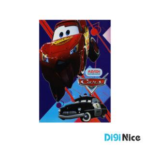 دفتر نقاشی آزادی 50 برگ طرح ماشین ها