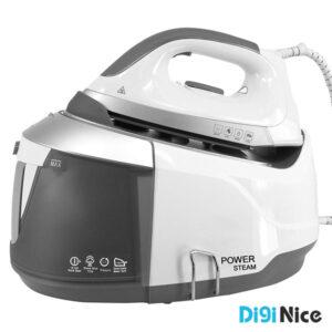 اتو بخار مخزن دار دلمونتی مدل DL990 سفید