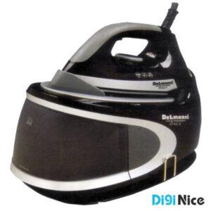 اتو بخار مخزن دار دلمونتی مدل DL990 مشکی