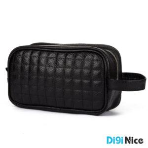 کیف همراه چرم طبیعی آگرین چرم