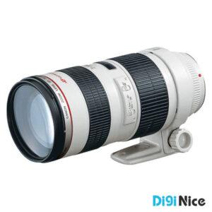 لنز دوربین کانن مدل EF 70-200mm f/2.8L USM