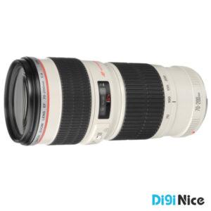 لنز دوربین کانن مدل EF 70-200mm f/4 IS