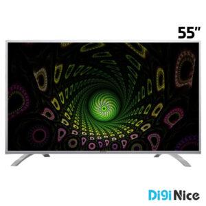 تلویزیون ال ای دی هوشمند 55 اینچ اسنوا مدل SLD-55S41BLD