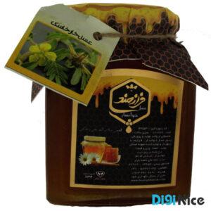 عسل خارخاسک فرازمند خوانسار 450 گرم