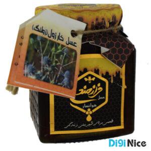 عسل خارزول (زولنگ) فرازمند خوانسار 450 گرم