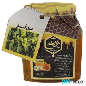 عسل کُنار فرازمند خوانسار 450 گرم