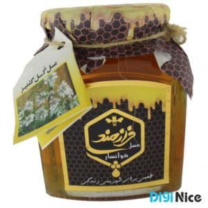 عسل گل گشنیز فرازمند خوانسار 900 گرم