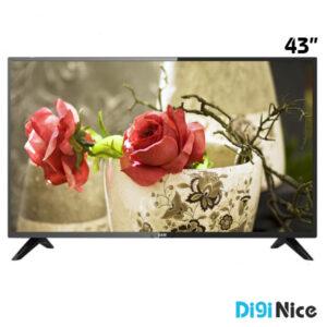 تلویزیون ال ای دی 43 اینچ سام الکترونیک مدل 43T5100