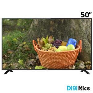 تلویزیون ال ای دی هوشمند 50 اینچ سام الکترونیک مدل 50T5500