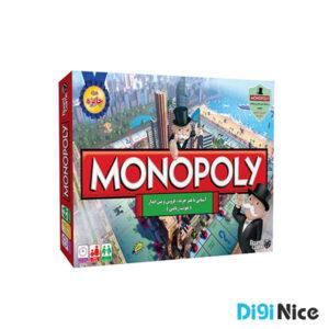 بازی فکری مونوپولی مدل Monopoly