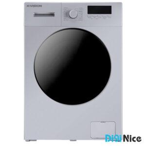 ماشین لباسشویی ایکس ویژن مدل TE62-AS با ظرفیت 6 کیلوگرم
