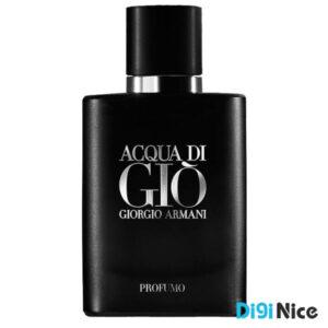 پرفیوم مردانه جورجیو آرمانی مدل Acqua Di Gio Profumo