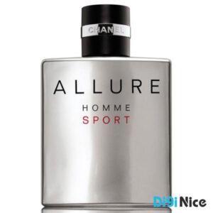 ادو پرفیوم زنانه شنل مدل Allure Homme Sport حجم 100 میلی لیتر